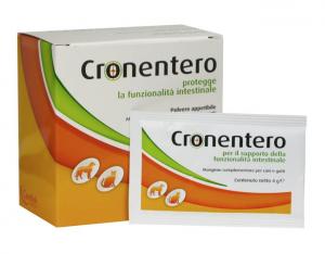 CRONENTERO COMPLEMENTO ALIMENTARE IN POLVERE PER CANI E GATTI