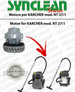 NT 27/1 moteur aspiration SYNCLEAN  pour aspirateurs KARCHER