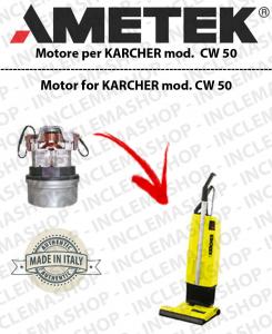 CW 50 Saugmotor AMETEK für Klopfsauger KARCHER