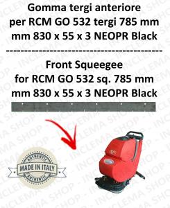 GO 532 Vorne Sauglippen 785 mm für Scheuersaugmaschinen RCM