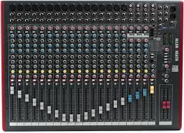 ZED22FX MIXER ALLEN HEATH