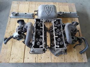 Testate, Turbine, Coperchio, Carburatore Maserati Biturbo