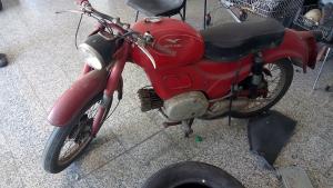 Moto Guzzi Zigolo 1961