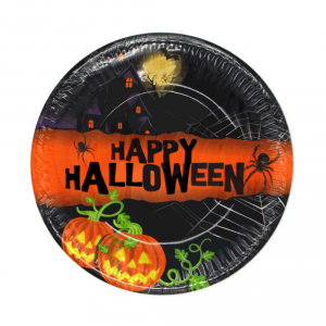 Piatti in cartoncino Halloween