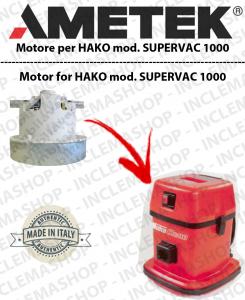 SUPER VAC 100 MOTORE AMETEK di aspirazione per aspirapolvere HAKO