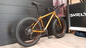 Salsa Mukluk Fat Bike Alluminio USATO