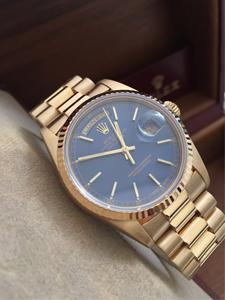 Orologio secondo polso Rolex Day-Date