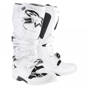 STIVALI MOTO CROSS ALPINESTARS TECH 7 WHITE