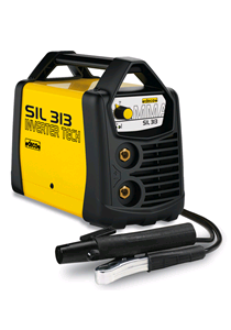SALDATRICE Inverter per saldatura ad elettrodo in corrente continua SIL313 130 amp
