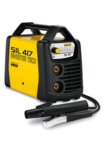 SALDATRICE Inverter per saldatura ad elettrodo in corrente continua SIL417
