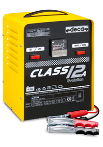 Carica batterie compatto portatile class 12