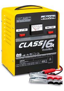 Carica batterie compatto portatile class 16