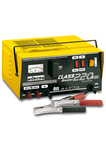 Carica batterie portatile con avviatore rapido CLASS BOOSTER 220A