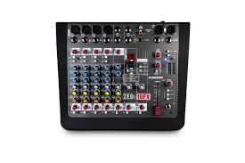 ZEDI10FX MIXER ALLEN HEATH CON USB