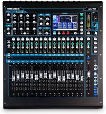 DIGITALE QU16 ALLEN HAETH MIXER CHROME
