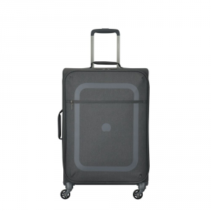 Delsey - Dauphine 3 - Valigia trolley 4 ruote 66 cm grigio cod. 2249811