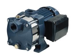 Ebara compact am/6 Elettropompe centrifughe multistadio orizzontali in ghisa.