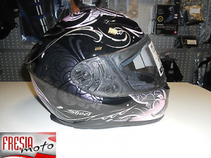 CASCO SHOEI XR1100 BAROQUE, IN FIBRA