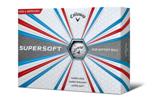 PALLINE CALLAWAY SUPERSOFT - dozzina