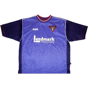 1998-99 Dunfermline Maglia Away XL (Top)