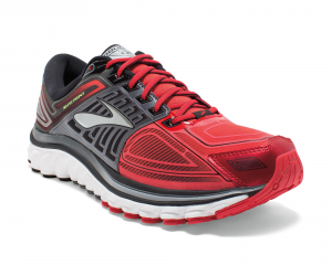 Scarpe Running Brooks GLYCERIN 13 rosso-antracite
