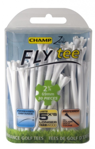 CHAMP FLY TEE - PLASTICA