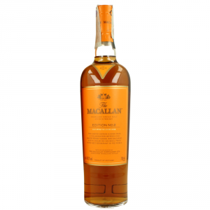 The Macallan - Highland Single Malt Edition n°2