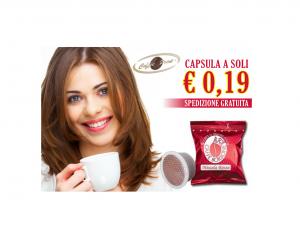 300 Capsule compatibili Lavazza espresso point Caffè Borbone Miscela Rossa € 58.5