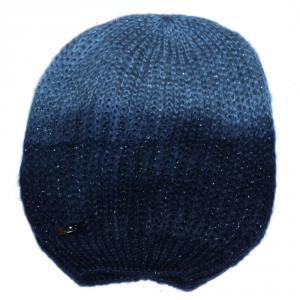 Cappello Liu Jo TRAFORO LUREX A17171 M0300 DRESS BLUE-NUVOLA