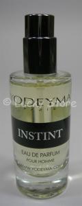 Yodeyma INSTINT Eau de Parfum 15ml mini Profumo Uomo no tappo no scatola