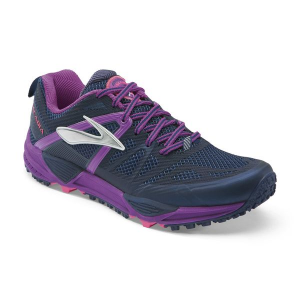 Scarpe Running Brooks CASCADIA 10 W blu-purple-pink