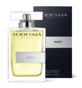 Yodeyma WEST Eau de Parfum 100ml Profumo Uomo (Azzaro Wanted)