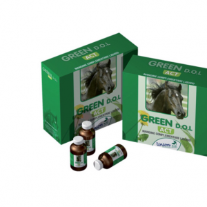 GREEN D.O.L. ACT 6 fiale da 20 ML