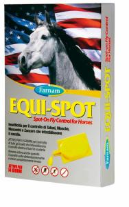 EQUISPOT SPOT ON 3 PIPETTE DA 10 ML