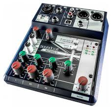 MIXER NOTEPAD-5 USB SOUNDCRAFT