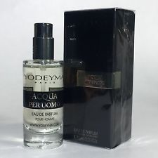 Yodeyma ACQUA PER UOMO Eau de Parfum 15ml mini Profumo Uomo scatola