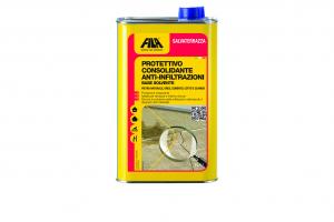 Protettivo Consolidante Anti Infiltrazione base solvente 1lt Salvaterrazza FILA