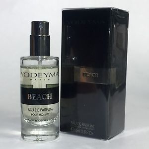 Yodeyma BEACH Eau de Parfum 15ml mini Profumo Uomo scatola