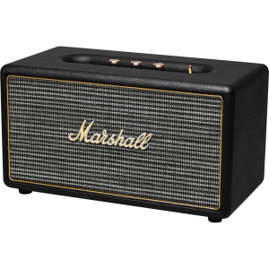 Marshall Stanmore BLACK - stereo bluetooth altoparlante cassa wireless