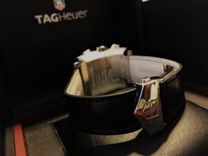 Orologio secondo polso Tag Heuer
