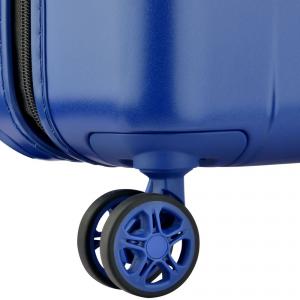 Delsey - Caumartin - Trolley da cabina 55 cm blu mare cod. 2076801