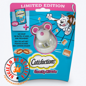 CATISFACTION Snacky Mouse Limited Edition
