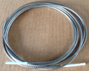 Stainless steel threads