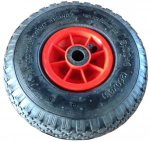 Pneumatic wheel 260 mm