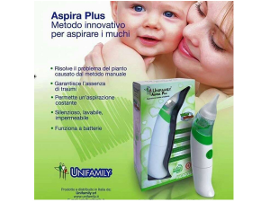 Aspiratore Nasale Unifamily