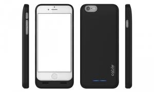 INFINITY Battery Case cover a batteria 3100 mAh per iphone 6 e 6s MFI