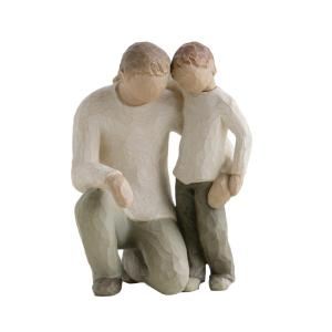 Willow Tree - Padre e figlio - 26030