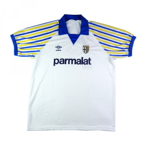1989-90 Parma Maglia Home XL  (Top)