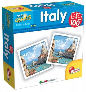 LISCIANI GIOCHI I'M A GENIUS MEMORIA 100 ITALY 58921