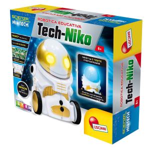 LISCIANI GIOCHI I'M A GENIUS TECH-NIKO LAMP ROBOT 63901